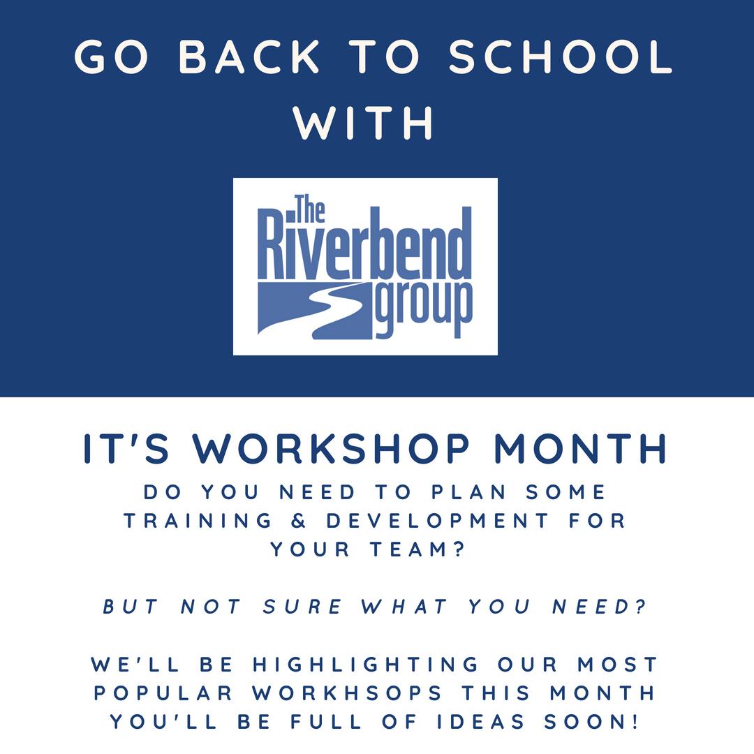 Back to School : Workshop Highlights